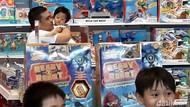 Sedah Mirah, Cucu Jokowi Juga Ikut Jalan-jalan ke Mal
