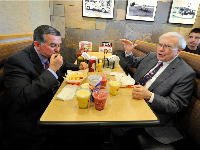 Sehat di Usia 88 Tahun, Ini Rahasia Panjang Umur Warren Buffet