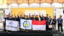 Mahasiswa Indonesia Juarai Lomba Irit BBM, Bisa 395 Km Per Liter