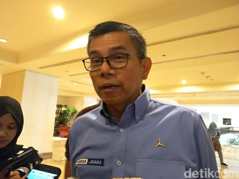 Tegaskan Dukung Pemerintah, PD: Kami Tak Pernah Kenal Oposisi