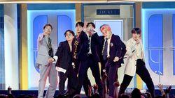 BTS Bawa Pulang Piala Top Social Artist di Billboard Music Awards