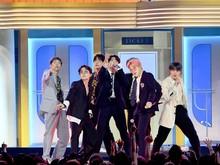 BTS Jadi Artis Korea Pertama Raih Sertifikat Platinum di AS