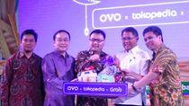 Bareng OVO dan Tokopedia, Grab Buat Program Patungan untuk Berbagi