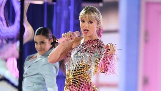 Nagita Slavina, BTS, Cardi B hingga Taylor Swift