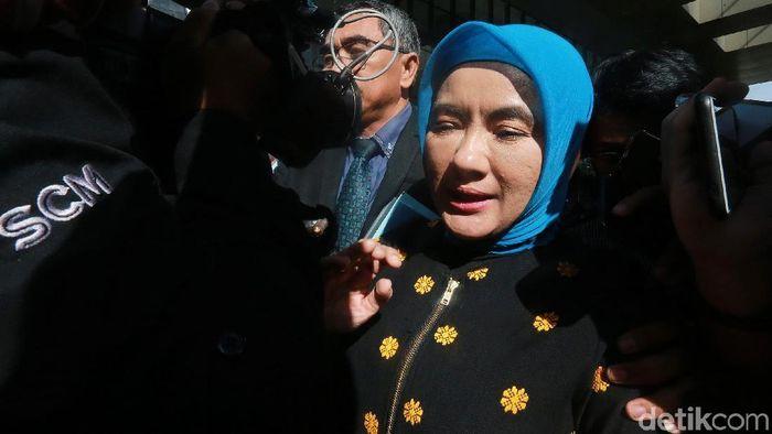 Dirut Pertamina Nicke Widyawati/Foto: Ari Saputra