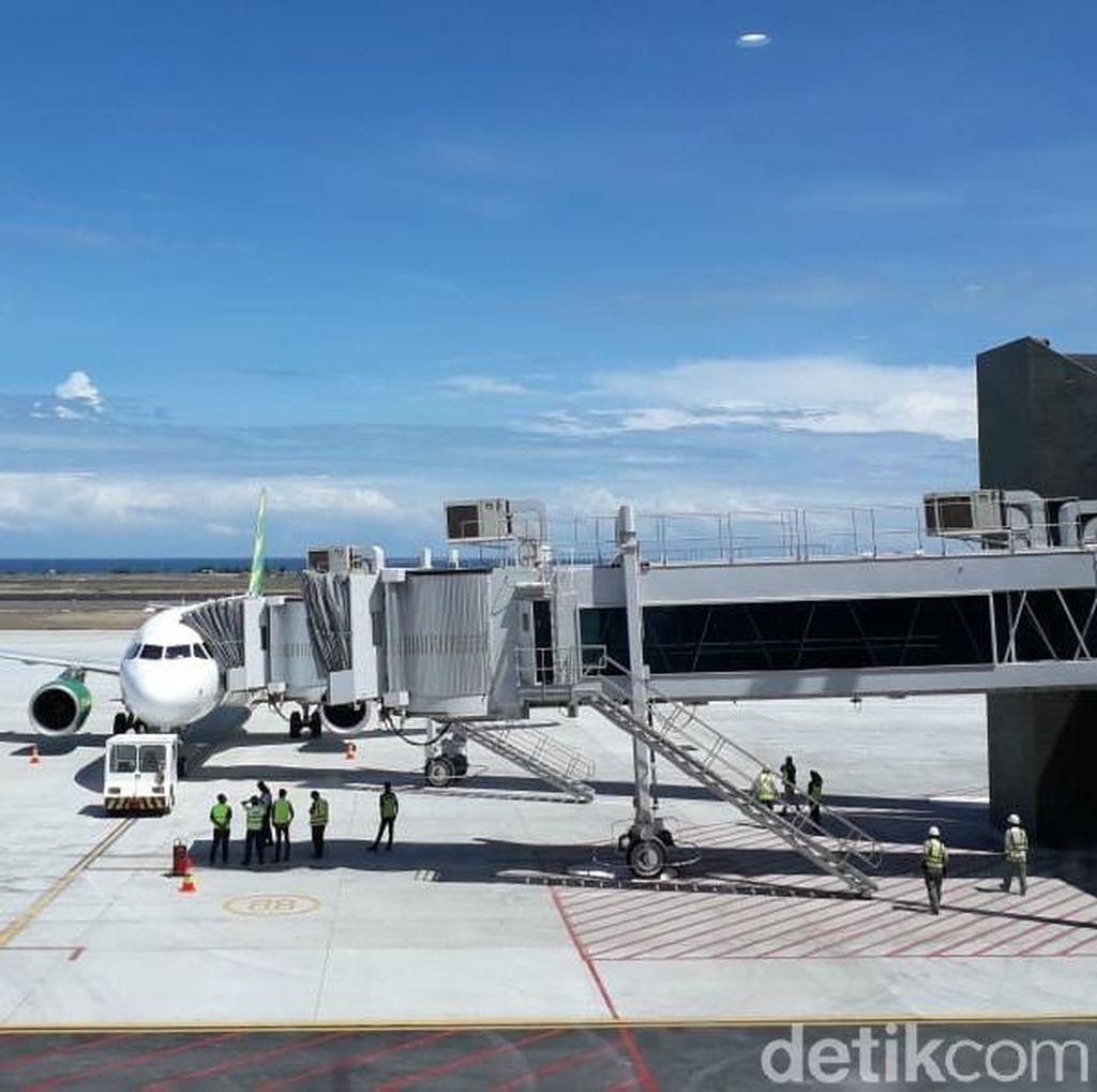 Lolos Audit, 2 Bandara di Yogya Dioperasikan untuk Mudik Lebaran