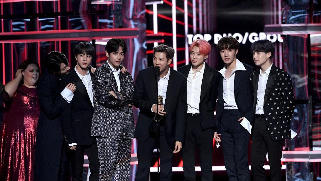 Confirmed! BTS Jadi Artis K-Pop Pertama Tampil di Grammy Awards