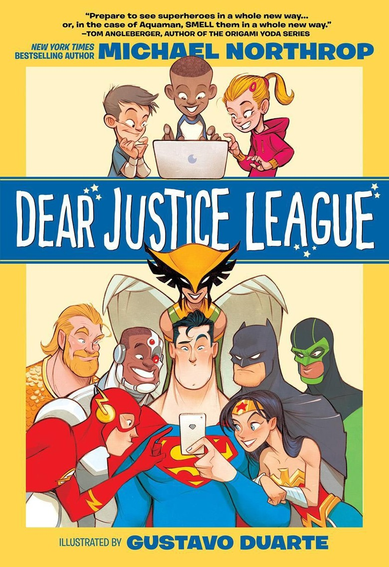 Superman hingga Wonder Woman Bersatu dalam Komik Dear Justice League