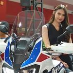 Kenalan dengan Pemanis Honda Africa Twin di IIMS 2019