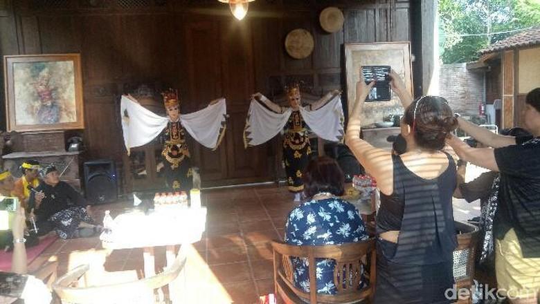 Travel agen asing berkunjung ke Banyuwangi (Ardian/detikcom)