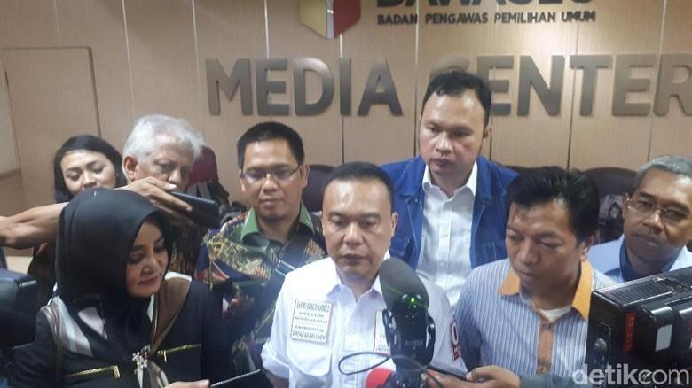 BPN Prabowo Laporkan Situng KPU ke Bawaslu