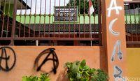 Usai Digunduli, Polisi Pulangkan Sebagian Pelaku Ricuh-Vandalisme