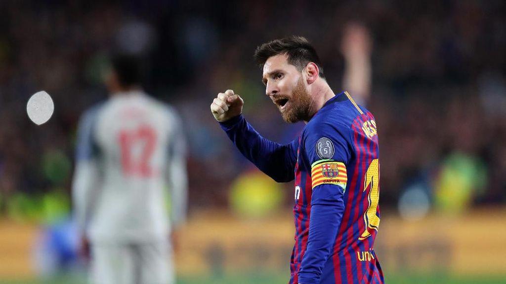 Mbappe: Tahun Ini BallonOr Punya Messi