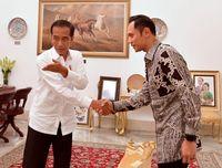 Waketum Demokrat Agus Harimurti Yudhoyono sempat dua kali bertemu Presiden Jokowi, namun tidak dipilih menjadi menteri dalam kabinet