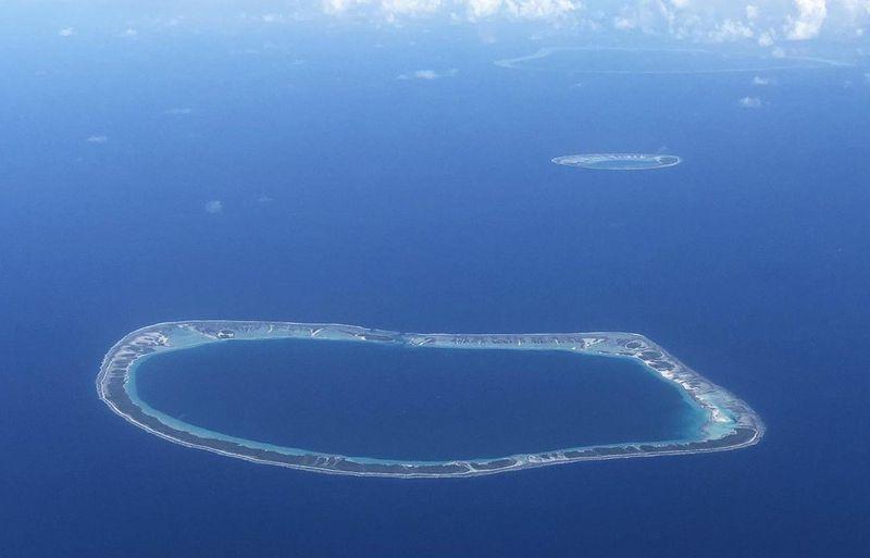Disappointment Islands berada di Samudera Pasifik memiliki belasan pulau atol dengan 3 pulau utama yakni Tepoto, Napuka dan Puka-puka. Penduduknya adalah orang asli Polinesia, dengan jumlah hanya 300 ratusan jiwa (Andrew Evans/BBC Travel)