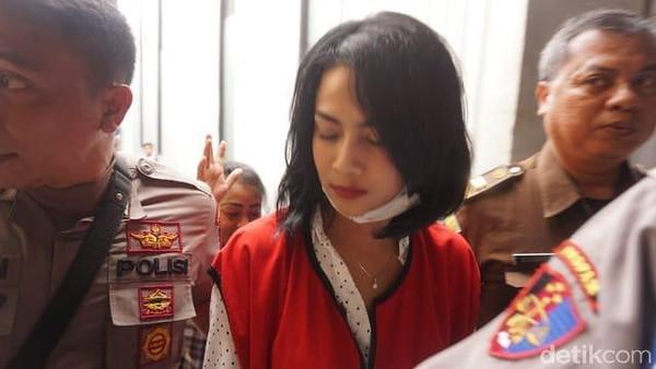 Vanessa Angel Ingin Jalani Puasa di Luar Penjara