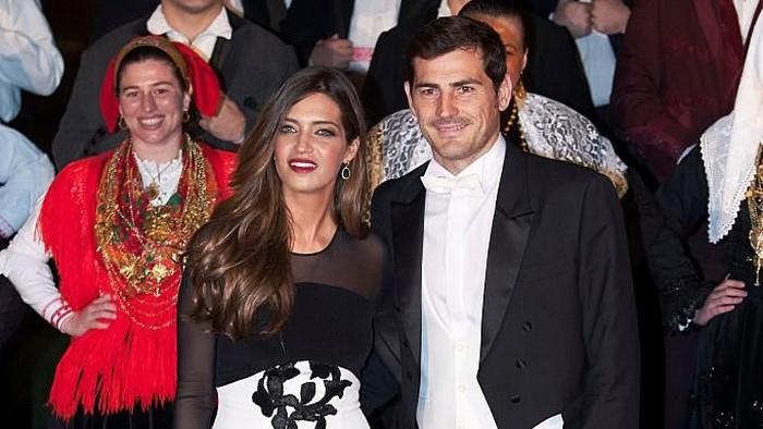 Istri Iker Casillas, Sara Carbonero dikabarkan tengah berjuang melawan kanker ovarium. Foto: Dok. Getty Images, Instagram