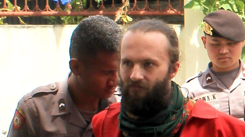 Warga Polandia Divonis Penjara 5 Tahun Atas Kasus Makar di Papua