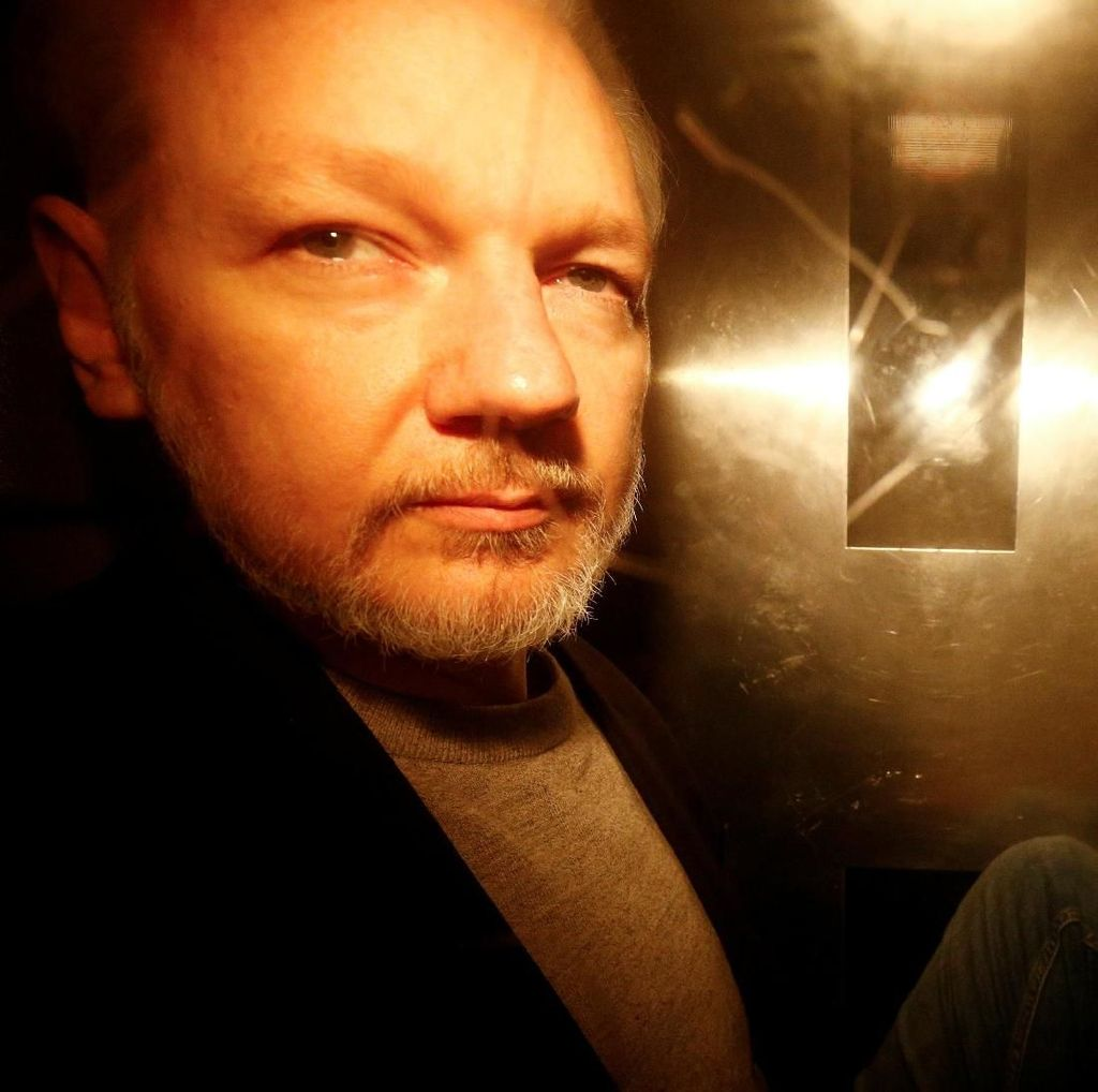 Julian Assange Dijerat Dakwaan Spionase oleh AS, Total 18 Dakwaan