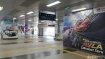 Daihatsu Warnai MRT Cipete Raya Selama 3 Tahun