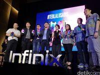 Infinix Smart 3 Plus dan Hot 7 Pro Ramaikan Pasar Ponsel Sejutaan