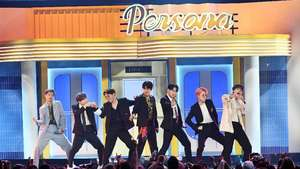BTS Guncang Billboard Music Awards 2018
