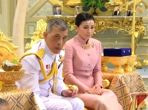 Ini Ratu Baru Thailand, Eks Pengawal yang Gosipnya Jadi Selingkuhan Raja