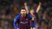 Kalahkan Ronaldo, Messi Jadi Atlet Terkaya Dunia