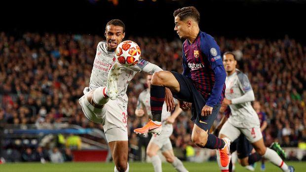 Messi Kesal Coutinho Diejek Suporter Barcelona