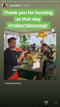 Robert Downey Jr Traktir Para Pemain Superhero Wanita 'Avengers: Endgame'