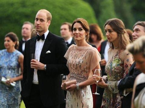 Digosipkan Selingkuh dengan Pangeran William, Rose Hanbury Hidup Kesepian