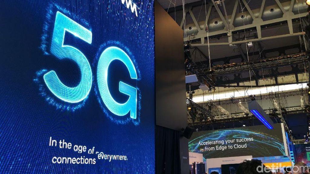 Apakah Jaringan 5G Menyimpan Bahaya Kesehatan?