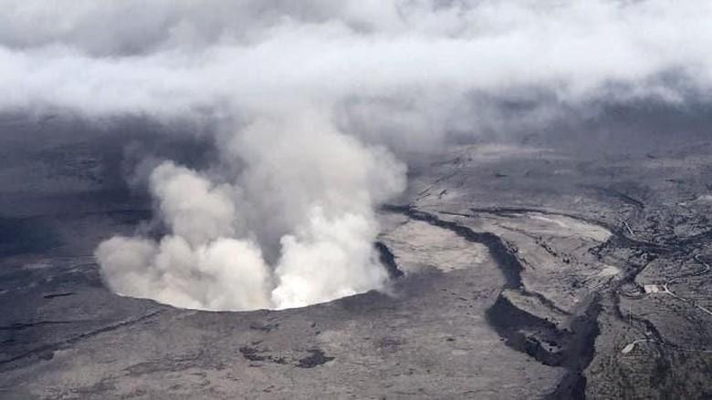 Ilustrasi Gunung Berapi Kilauea di Hawaii (AFP)