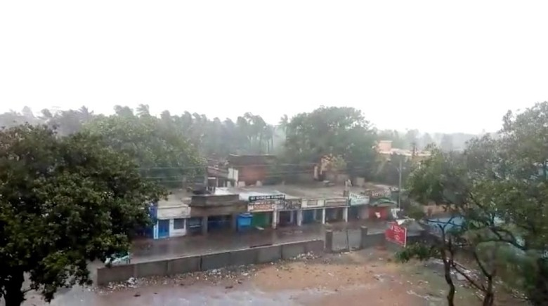 Topan Fani Terjang Pantai Timur India, Lebih dari 1 Juta Orang Mengungsi