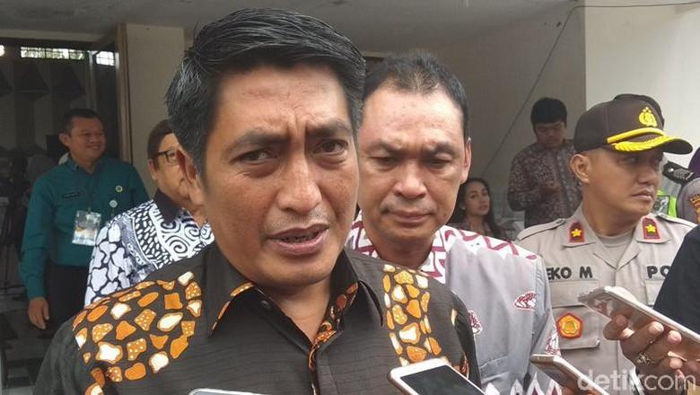 Bupati Magelang Zaenal Arifin, Jumat (3/5/2019).