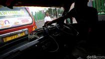 Keren! Angkot di Bekasi Kini Bisa Dipesan Online