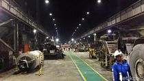 Terapkan New Normal, Freeport Perbarui Protokol Kerja