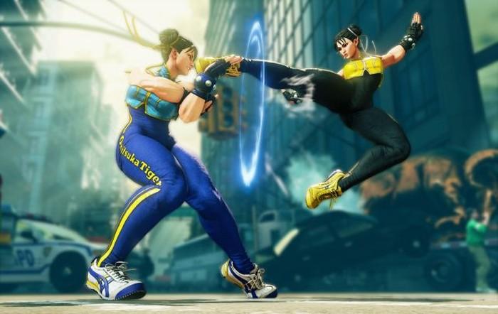 Chun Li Street Fighter Jadi Inspirasi Di Sneakers Terbaru