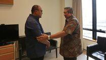 Prabowo Batal, Politikus Gerindra Jenguk Ani Yudhoyono di Singapura