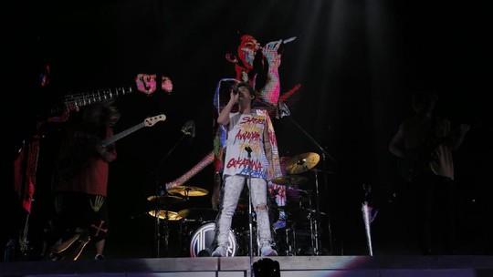 Ganasnya One Ok Rock Jadi Pembuka Konser Ed Sheeran di Jakarta