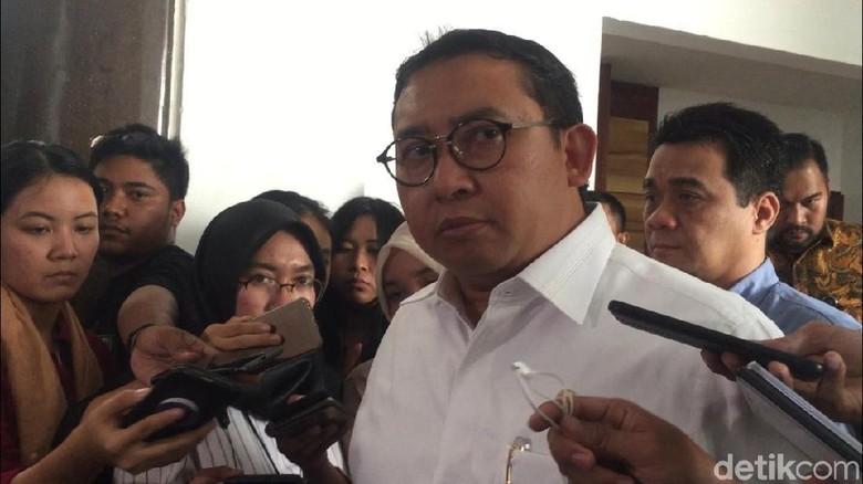 Sepakat dengan Prabowo, Fadli Zon Minta Pemindahan Ibu Kota Dikaji