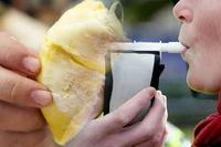 Terlalu Banyak Makan Durian, Pria Asal China Ini Tidak Lolos Tes Mabuk