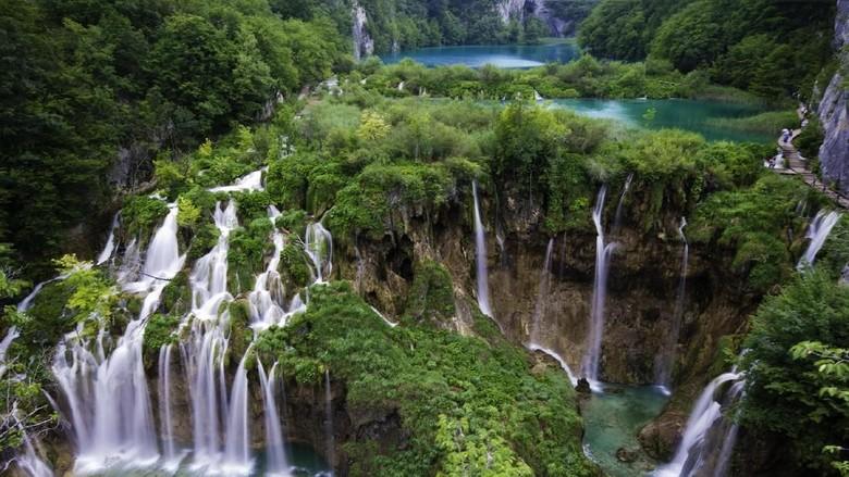 Danau Plitvice (iStock)