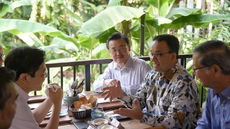 Terbang ke Singapura, Anies Jadi Pembicara di Konferensi Pembangunan Kota