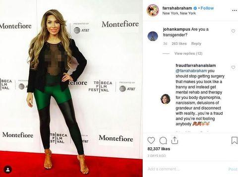 Foto Terlalu Seksi, Bintang Reality Show Diejek Mirip Transgender