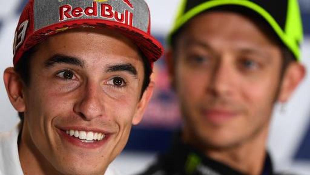 Rossi Masih Akui Kehebatan Marquez, Dijagokan Jadi Juara Dunia MotoGP 2022