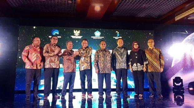 Mantap! Satelit Terbesar se-Asia Ada Di Indonesia