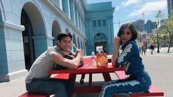 Foto Prewedding, Kejutan Jessica Iskandar untuk Richard Kyle