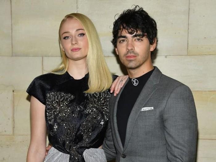 Joe Jonas dan Sophie Turner. Foto: dok. Getty Images
