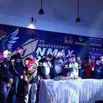 Memasuki Usia 4 Tahun, Nmax Riders Makin Solid dan Kompak